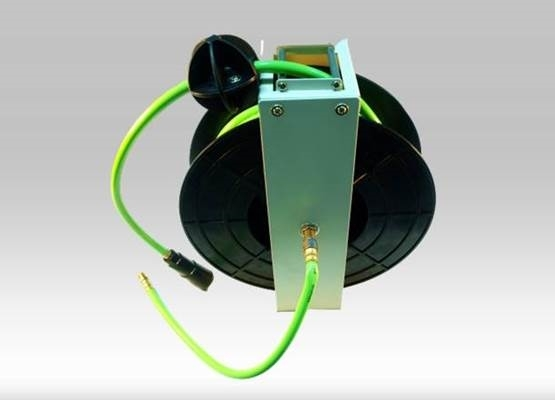 Open Style Air Hose Reel
